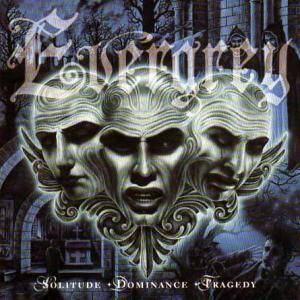 Evergrey: Solitude Dominance Tragedy - Cover