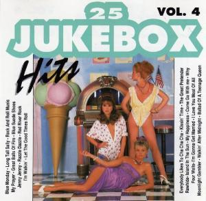 25 Jukebox Hits Vol. 4 - Cover