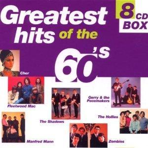 Greatest Hits Of The 60's - Cover
