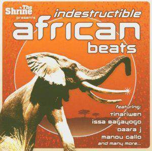 Cover - Daara J: Indestructible African Beats