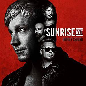 Cover - Sunrise Avenue: Unholy Ground