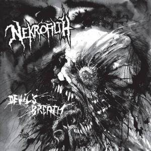 Nekrofilth: Devil's Breath - Cover