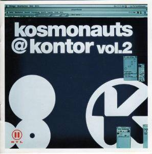 Kosmonauts @ Kontor Vol.2 - Cover