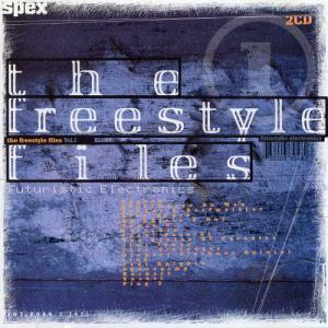 Freestyle Files Vol.1: Futuristic Electronics, The - Cover