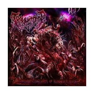 Traumatomy: Transcendental Evisceration Of Necrogenetic Beasts - Cover