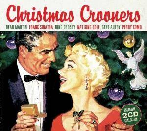 Christmas Crooners - Cover