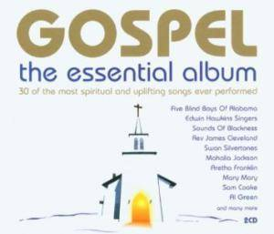 Gospel - The Essential Album - Cover