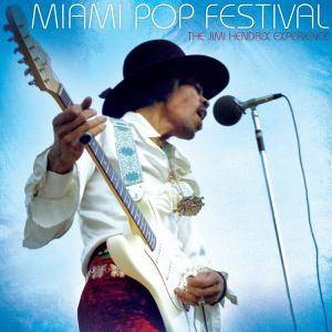The Jimi Hendrix Experience: Miami Pop Festival - Cover