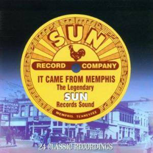 Cover - Million Dollar Quartet, The: It Came From Memphis - The Legendary Sun Records Sound