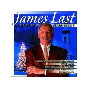 james last gl ckliche adventszeit cd 1999. Black Bedroom Furniture Sets. Home Design Ideas