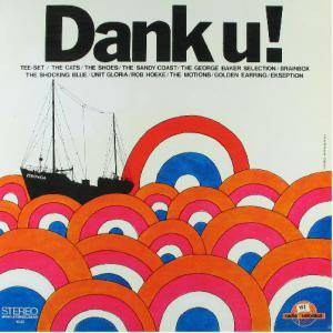Cover - Unit Gloria: Dank U!