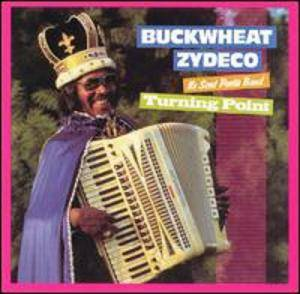 Cover - Buckwheat Zydeco: Turning Point