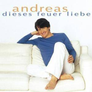 Cover - Andreas: Diese Feuer Liebe