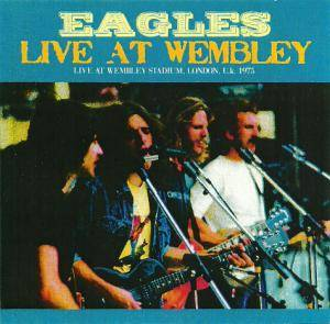 Cover - Eagles: Live At Wembley