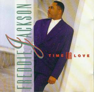Cover - Freddie Jackson: Time For Love