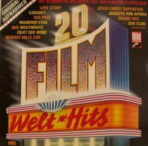20 Film-Welt-Hits - Cover
