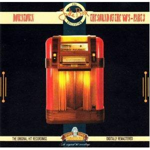 Jukebox Collection - Downtown - The Sound Of The 60's Part 3, The - Cover