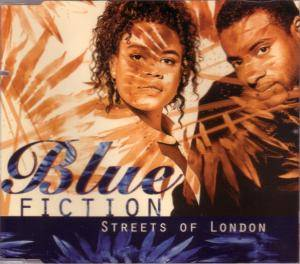 Blue Fiction: Streets Of London - Cover