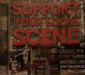 Cover - Redröm: Support Your Local Scene