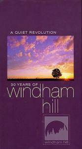 Quiet Revolution: 30 Years Of Windham Hill, A - Cover