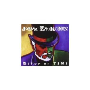 Cover - Jorma Kaukonen: River Of Time