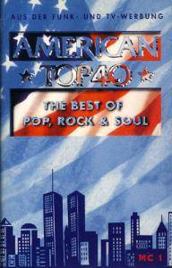 Cover - Céline Dion: American Top 40 - The Best Of Pop, Rock & Soul