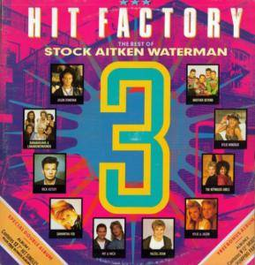 Cover - Kylie Minogue & Jason Donovan: Hit Factory Vol. III