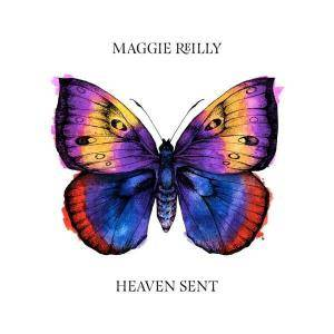 Cover - Maggie Reilly: Heaven Sent