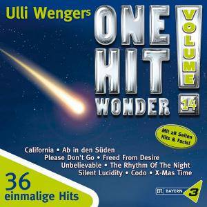 Ulli Wengers One Hit Wonder Vol. 14 - Cover