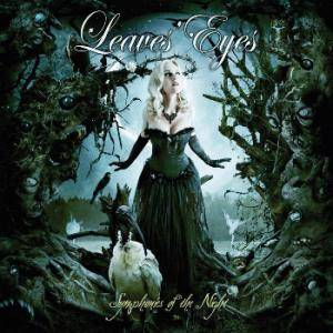 Leaves' Eyes: Symphonies Of The Night - Cover