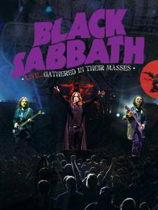Black Sabbath: Live... Gathered In Their Masses - Cover