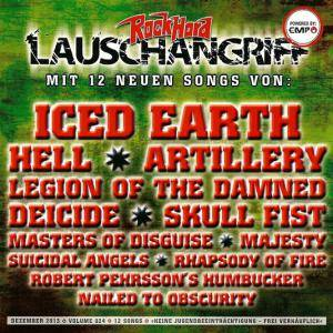 Rock Hard - Lauschangriff Vol. 024 (CD) - Bild 1