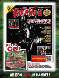 Rock Hard - Lauschangriff Vol. 024 (CD) - Bild 8