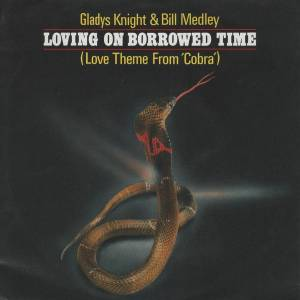 Cover - Robert Tepper: Loving On Borrowed Time