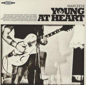 Marceese: Young At Heart - Cover