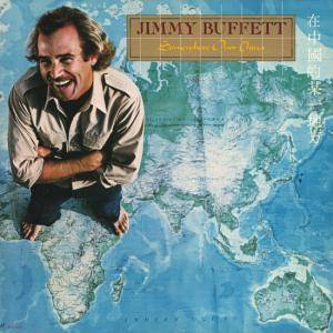 Cover - Jimmy Buffett: Somewhere Over China