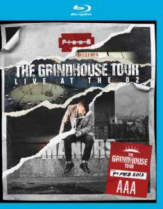 Cover - Plan B: Grindhouse Tour - Live At The O2, The