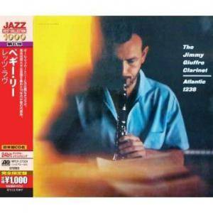 Cover - Jimmy Giuffre: Jimmy Giuffre Clarinet, The