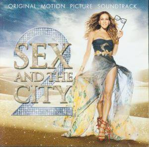 Sex In The City 2 - Cover
