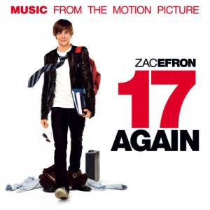 Cover - Motion City Soundtrack: 17 Again - Music From The Motion Picture