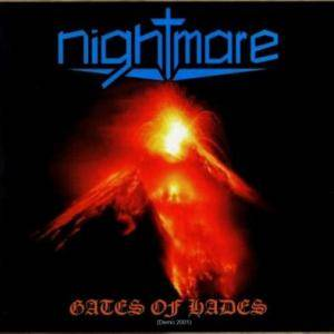 Cover - Nightmare: Gates Of Hades