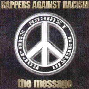 Cover - Rappers Against Racism: Message, The