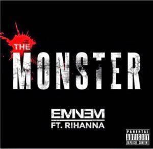 Eminem: Monster, The - Cover