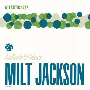 Cover - Milt Jackson: Ballads & Blues