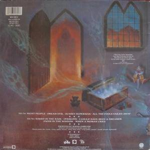 Dio: Dream Evil (LP) - Bild 2