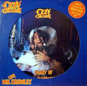 Ozzy Osbourne: Mr. Crowley - Cover