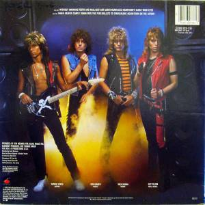 Dokken: Tooth And Nail (LP) - Bild 2