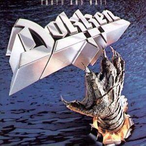 Dokken: Tooth And Nail - Cover