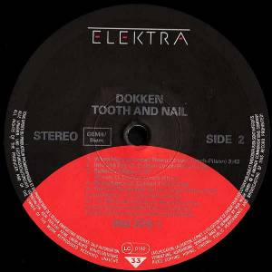 Dokken: Tooth And Nail (LP) - Bild 4