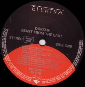 Dokken: Beast From The East (2-LP) - Bild 3